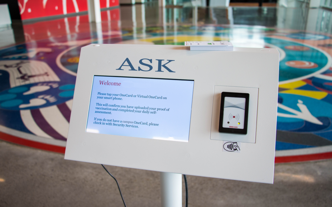 """ITC Systems Announces COVID-19 """"Automated Screening Kiosk"""" – ASK"""