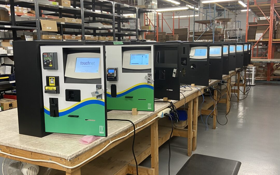 A walk-through of ITC Systems' Production Facility