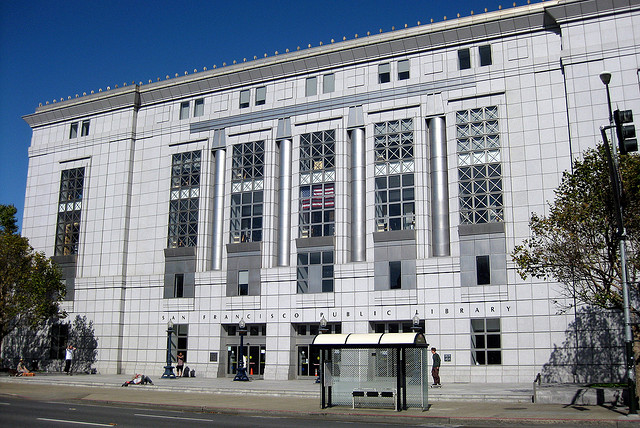 San Francisco Public Library District fulfills needs with the help of ITC Systems Web-Based Printing Solution