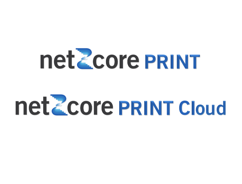 netZcore PRINT and netZcore PRINT Cloud