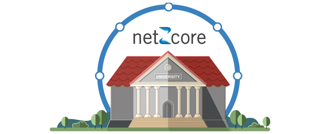 Looking for a complete cashless solution for your institution?  Experience 'netZcore' by ITC Systems