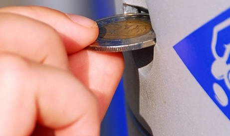 Card Technology helps reduce Vending Machine Theft